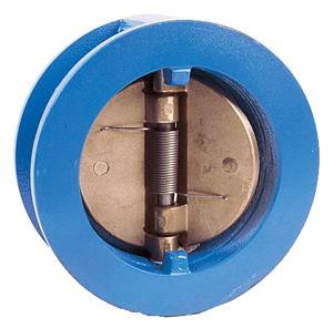 data wafer dual plate check valve 1w