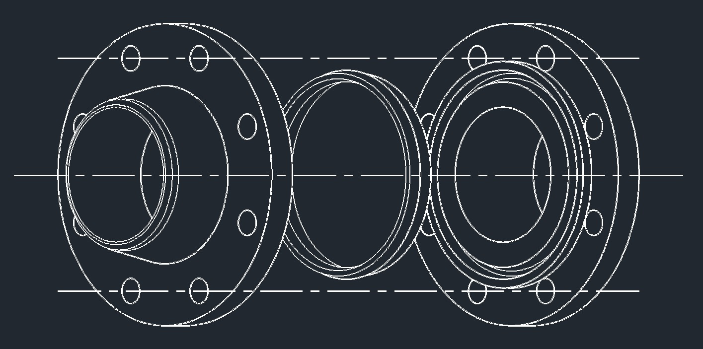 Dwg ring joint gasket