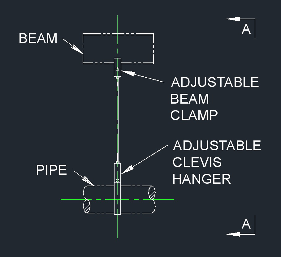 Hanging Clamp 51