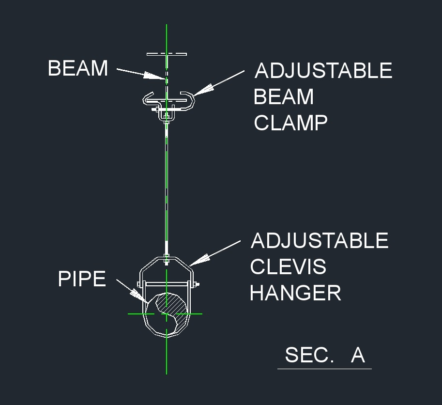 Hanging Clamp 52