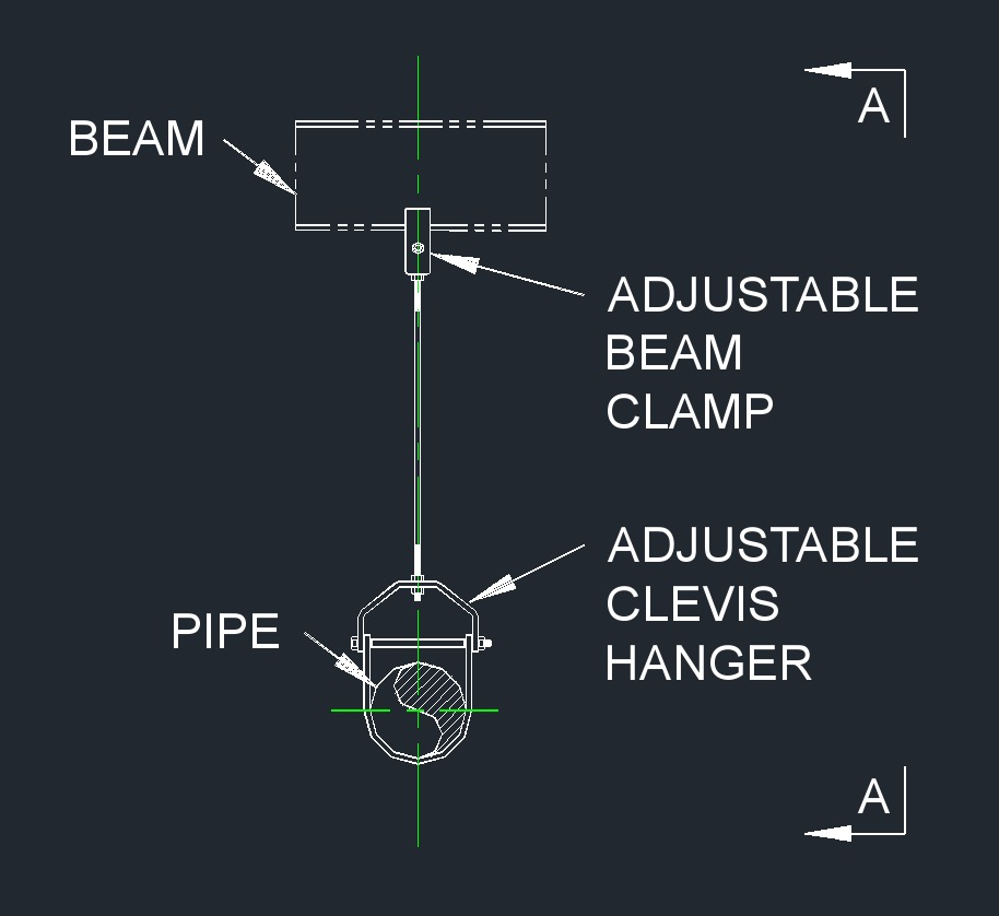 Hanging Clamp 61