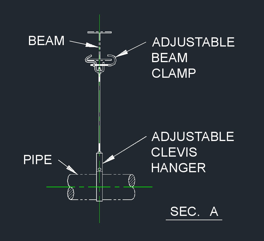 Hanging Clamp 62