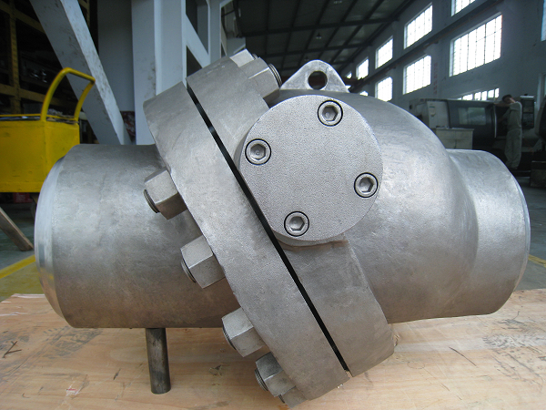 Inconel Tilting disc check valve The Alloy Valve Stockist