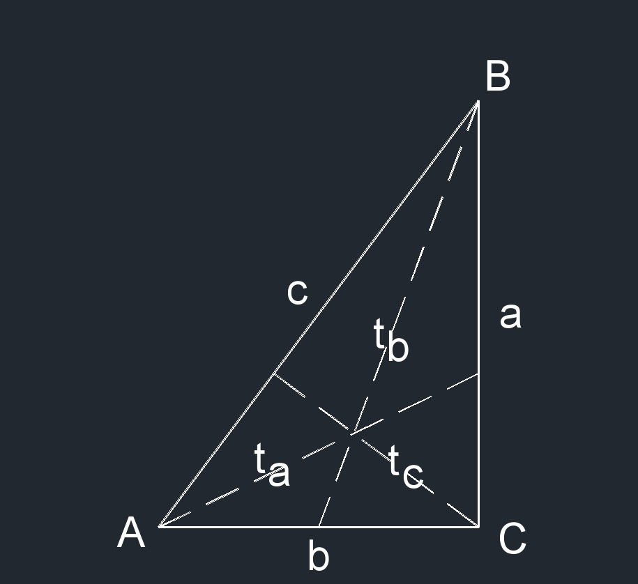 right triangle 5t a