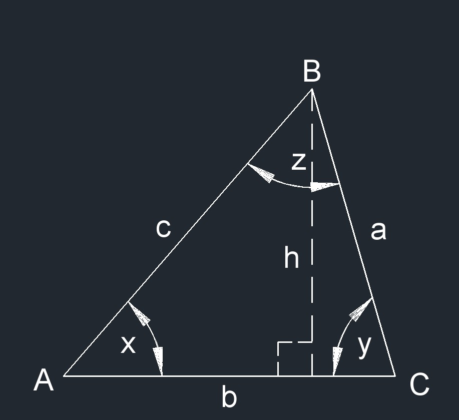 scalene triangle 3
