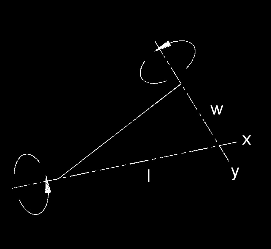 moment of inertia Triangle 1