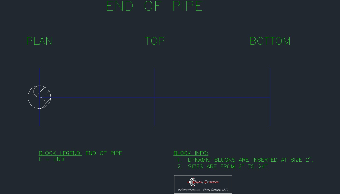 PD End of Pipe