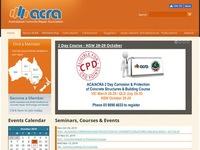 http://www.acrassoc.com.au