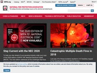 http://www.nfpa.org