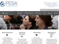 http://www.pesa.org